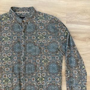 Zanerobe Long Sleeve Button Up